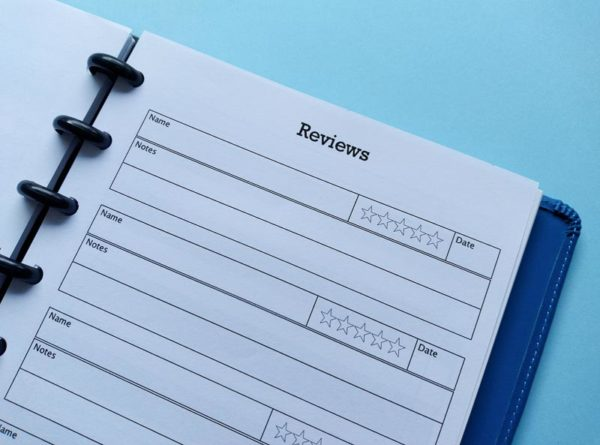 Business Review tracker